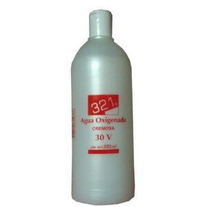 321 CREMA OXIGENADA 30 VOLÚMENES 1 litro
