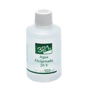 321 AGUA OXIGENADA 20 VOLÚMENES 100 ml