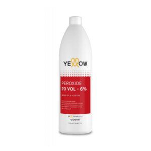 YELLOW OXIDANTE 20 VOLÚMENES 1 litro
