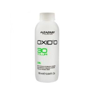 ALFAPARF OXIDANTE 30 VOLÚMENES 90 ml
