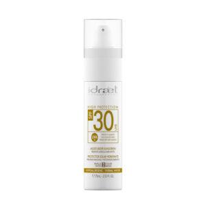 IDRAET PROTECCIÓN SOLAR SPF30 MEDIO-VAINILLA 75 ml
