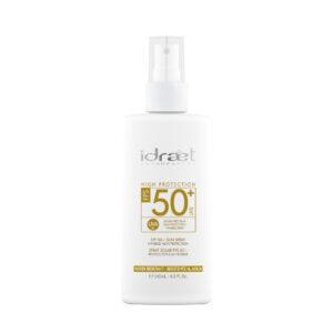 IDRAET PROTECCIÓN SOLAR SPRAY SPF50 145 ml