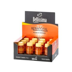 BELLISSIMA KERATOTAL AMPOLLA 1 UNIDAD x 12 cc