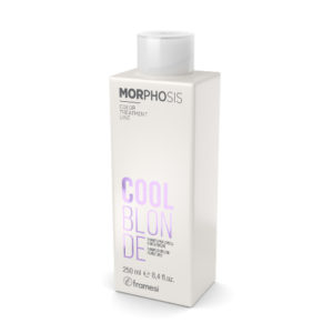 MORPHOSIS N COOL BLONDE  SHAMPOO 250 ml