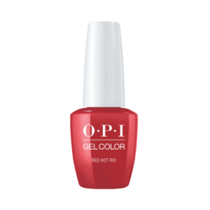 OPI GELCOLOR GCA70A – New Red Hot Rio 15 ml