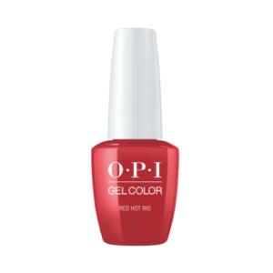OPI GELCOLOR GCA70A – New Red Hot Rio 15 ml