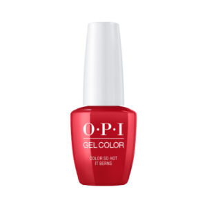 OPI GELCOLOR GCZ13- So Hot It Berns 15 ml