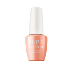 OPI GEL COLOR GCM88 MEXICO – Coral Ing Your Spirit Animal