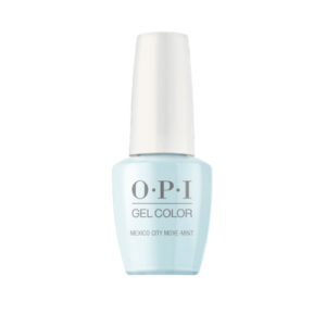 OPI GEL COLOR GCM83 MEXICO – Mexico City Move Mint