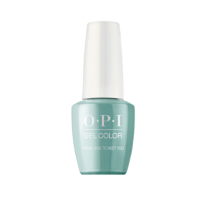 OPI GEL COLOR GCM84 MEXICO – Verde Nice to Meet You