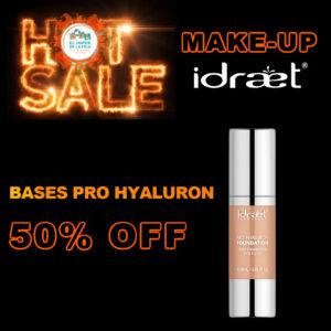 HOT SALE – IDRAET BASES PRO HYALURON 50% OFF