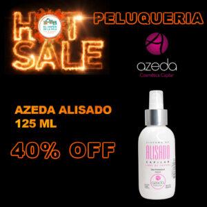 HOT SALE – AZEDA ALISADO 120 ML