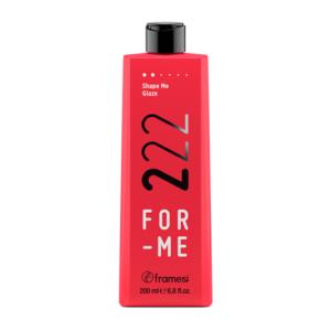 FOR-ME 222 SHAPE ME GLAZE 200 ml