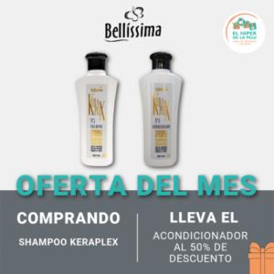 OFERTA BELLISIMA SHAMPOO Y ACONDICIONADOR